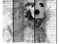 Paraván - Dynamic Football II [Room Dividers]